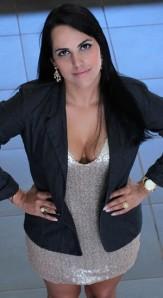 A estudante de Direito Tatielly Valadares, umas das beneficiadas